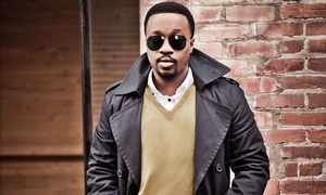 Anthony Hamilton: Anthony Hamilton on October 18 at 8 p.m.