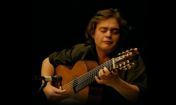Austin Classical Guitar - AISD Performing Arts Center: Austin Classical Guitar Presents Yamandu Costa on Saturday, April 16, at 8 p.m.