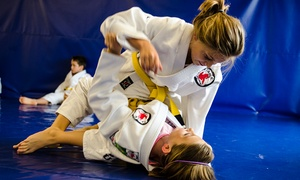 Caique Jiu Jitsu Academy: 10 Jiu Jitsu Classes or One Month of Unlimited Classes with Uniform Rental at Caique Jiu Jitsu Academy (Up to 81% Off)