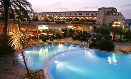 Lloret de Mar: habitación doble o twin para 2 con media pensión o pensión completa en Guitart Central Park Aqua Resort