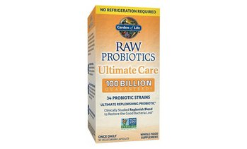 Garden of Life Raw Probiotics Ultimate Care (30-Count)