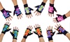 3D-Monster Knit Fingerless Gloves (3-Pairs)