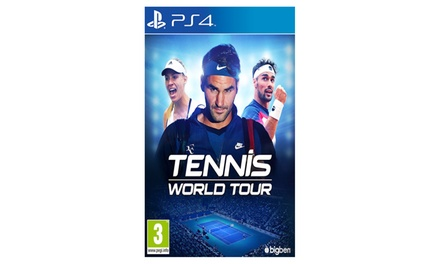Videogioco Tennis World Tour Bigben per PlayStation4