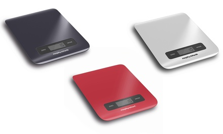 Morphy Richards Accents Electronic Kitchen Scale