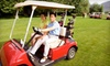 Golf des Trois clochers du Château Logue - Maniwaki: 18-Hole Round of Golf for Two or Four with Cart Rental at Golf des Trois Clochers in Maniwaki (Up to 62% Off)