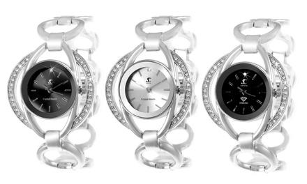 Relojes Sc Crystal adornado con 1 diamante o cristales Swarovski®