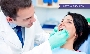 Freedom Dental: Freedom Dental: Porcelain Crown Fused to Metal for €300 (Up to 50% Off)
