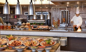 Khayal at Marriott Hotel Al Forsan: Lunch or Dinner Buffet for Up to Four at Khayal at Marriott Hotel Al Forsan, Abu Dhabi (Up to 57% Off)