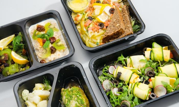 Chudnij Ze Smakiem Zdrowe Odzywianie Agadam Catering Groupon