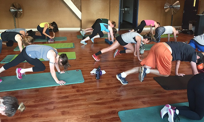 Toadal Fitness - Westside: $39 for 10 Yoga, Indoor Cycling, or Zumba Classes at Toadal Fitness ($150 Value)