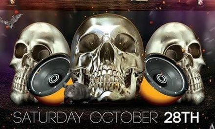 Monarch's Rooftop Halloween Party on Saturday, October 28, at 10 p.m.