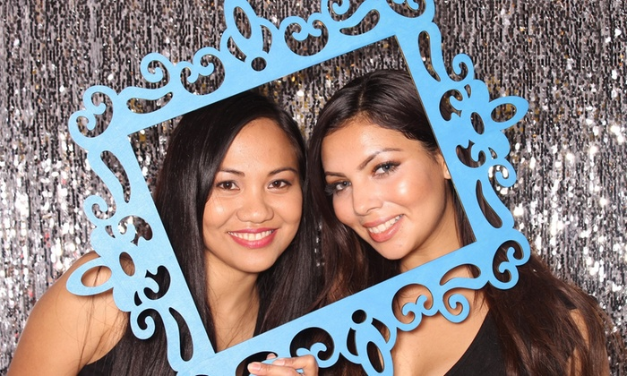 Elite Photo Lounge - Orange County: 2-Hour All-Inclusive Photo Booth Package from Elite Photo Lounge (45% Off)