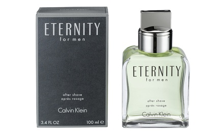 Calvin Klein Eternity Men's 100ml Aftershave