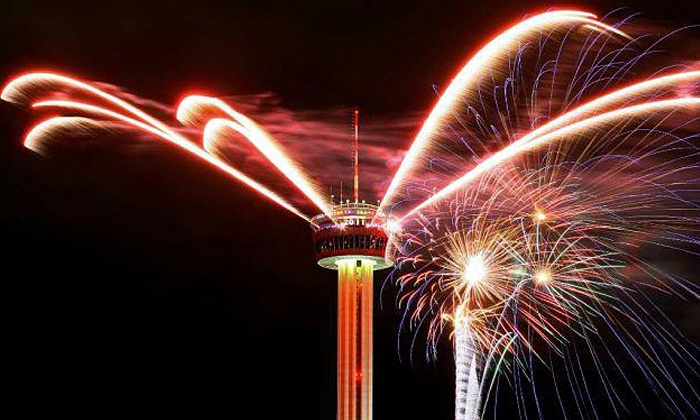 Tower of the Americas - Downtown: $11 for Two Admissions for an Observation-Tower Experience at Tower of the Americas (Up to $21.90 Value)