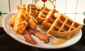 43% Off Homestyle Breakfasts at Ricky's All Day Grill at Ricky's All Day Grill, plus 9.0% Cash Back from Ebates.