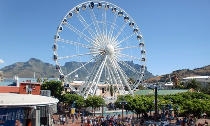 Cape Wheel - Cape Wheel: Two Adult Tickets for the Cape Wheel