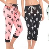 Buy One Get One: Coco Limon Skull-Printed Joggers