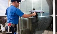 Professionelle Fensterreinigung von 10 bis 30 Fenstern inkl. Fensterrahmen bei Skenderi (bis zu 78% sparen*)