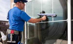 Skenderi: Professionelle Fensterreinigung von 10 bis 30 Fenstern inkl. Fensterrahmen bei Skenderi (bis zu 78% sparen*)