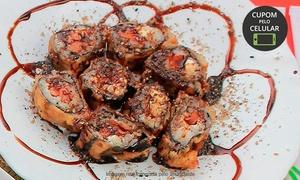 Kittara Sushi: Kittara Sushi – Portão: hot filadélfia e temakis para 1, 2 ou 4 pessoas