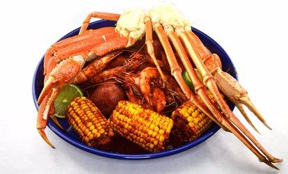 Image Placeholder For 15 Cash Back At Ragin Crab Café
