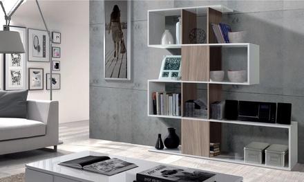 Libreria Picasso bifacciale Dmora