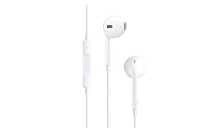 Groupon Goods Global GmbH: Apple MD827 Earpods Kopfhörer (74% sparen*)