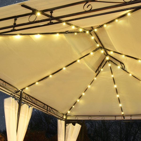 on sale 94775 86ea0 Gazebo with LED Lights With Free Delivery
