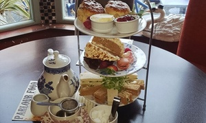 The Parlour: Afternoon Tea for Two or Four at The Parlour (50% Off)