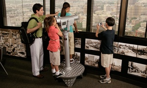 $11 For Two Admissions For An Observation-tower Experience At Tower Of The Americas (up To $21.90 Value)