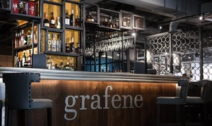 Grafene: Seven-Course Tasting Menu with Prosecco at Grafene (39% Off)