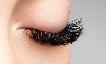 Mink Classic or Volume Eyelash Extensions at Lash Cosmo (Up to 66% Off)