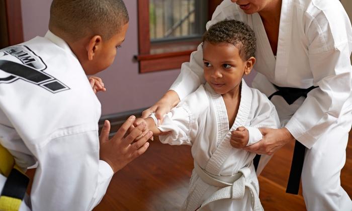 M. An's Taekwondo Inc. - Multiple Locations: $20 for5 Taekwondo Lessons with T-shirt at An's TaeKwonDo