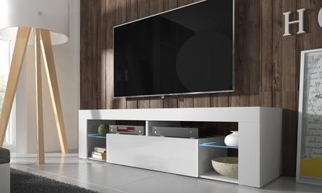 Mueble para TV con o sin luz LED Hugo