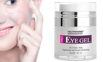 Neutriherbs 30ml Eye Gels for Wrinkles and Dark Circles: One ($29.95) or Two ($44.95)