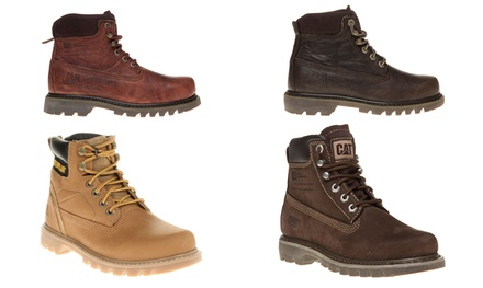 Women's Caterpillar Willow and Bruiser Boots from £49.98 With Free Delivery (Up to 52% Off)
