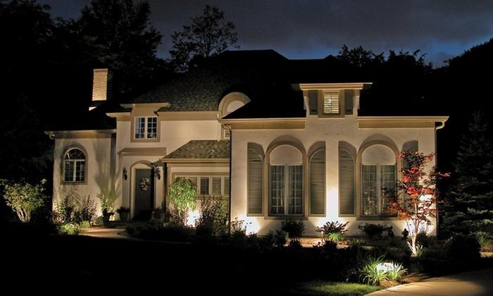 Infinity Landscape Development - Detroit: $500 or $1,000 Toward Outdoor Lighting from Infinity Landscape Development