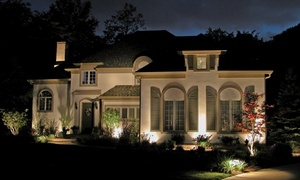 Infinity Landscape Development: $500 or $1,000 Toward Outdoor Lighting from Infinity Landscape Development