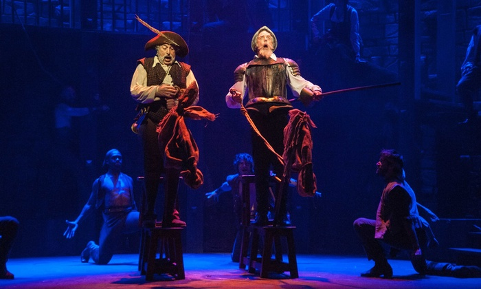 "Man of La Mancha - California Theatre of the Performing Arts: ""Man of La Mancha"" (July 15–17)"