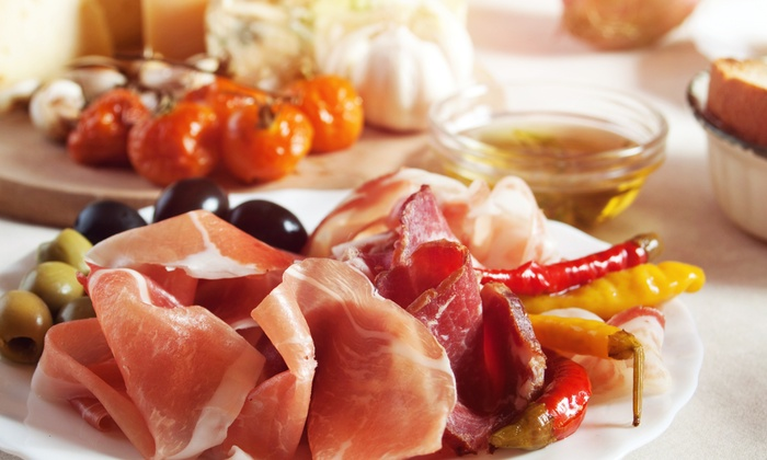 Ole Tapas Lounge & Restaurant - Newark: $18 for $30 Worth of Spanish Cuisine and Tapas at Ole Tapas Lounge & Restaurant