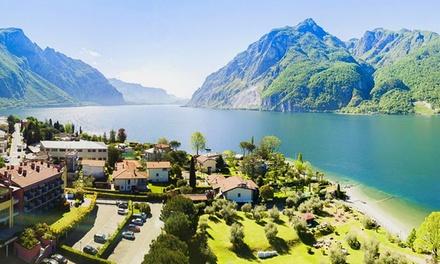 Lago di Como: camera doppia o mansarda vista cielo + colazione Park Hotel Como