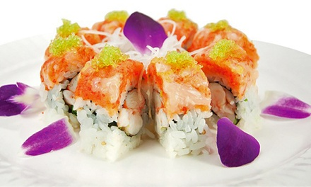 Japanese-Fusion Food for Dine-In or Takeout at Sake 68 (Up to 47% Off). Five Options Available.