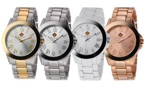 Louis Richard Kensing Women's Chic Bracelet Watch at Louis Richard Kensing Women's Chic Bracelet Watch, plus 6.0% Cash Back from Ebates.