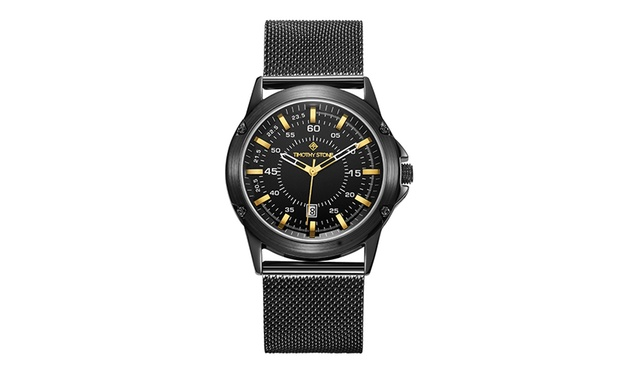 Timothy Stone Norse Mens Watches: One ($35) or Two ($59.95) (Dont Pay up to $501.18)