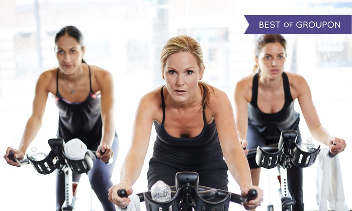Cycle 6 - Jefferson Valley-Yorktown: Three or Five 45- or 60-Minute Indoor Cycling Classes at Cycle 6 (Up to 48% Off)