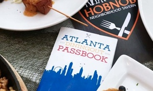 55% Off 2018 DiningOut Atlanta Passbook at Dining Out Atlanta Passbook, plus 6.0% Cash Back from Ebates.