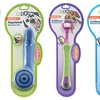 Triple Pet EZ Dog Three-Sided or Finger Toothbrush for Dogs (3-Pack)