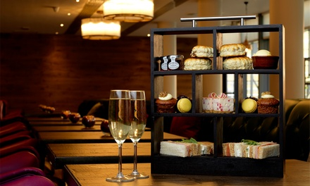 Traditional Afternoon Tea with Optional Glass of Prosecco for Two or Four at Hilton Garden Inn