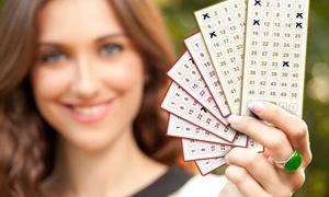 """Lottoland: Je 1 Tippfeld für """"Mini Lotto"""", """"Cash4Life, """"6aus49"""", """"EuroJackpot"""" und """"EuroMillions"""" bei Lottoland (63% sparen*)"""