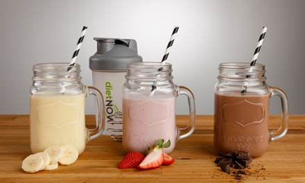 Diet Now Two-, Four-, Six- or Eight-Week Meal Replacement Shake Plan with Free Shaker